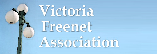 Victoria Free-Net Association logo